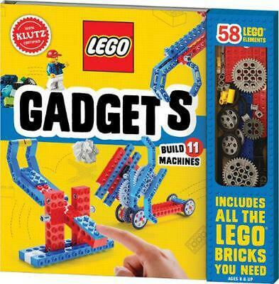 Lego Gadgets by Editors Of Klutz Book & Merchandise Book Free Shipping!
