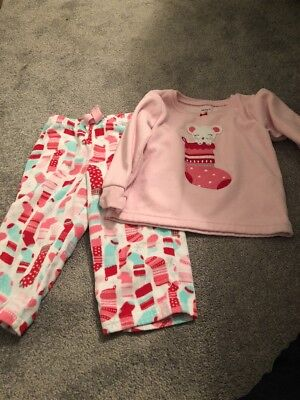 24 Month Baby Girl Pajamas