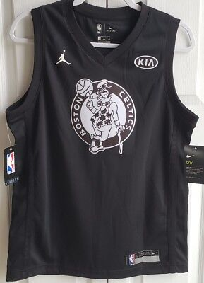 separation shoes 2ca16 db648 NEW NIKE KYRIE Irving 2018 All Star Game Swingman Jersey Youth Large 14/16  $80