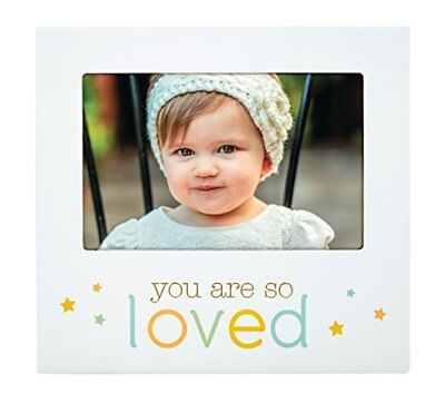 Pearhead You Are So Loved Keepsake Photo Frame, Pastel