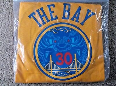 more photos 0dd16 4cba5 MEN'S 2018 NEW Stephen Curry Golden State Warriors #30 Gold ...