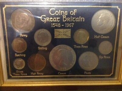 Coins Of Great Britain 1548-1967--RARE