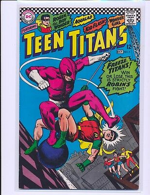 Teen Titans # 5 - Nick Cardy cover VG/Fine Cond.
