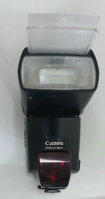 Flash Canon 580Ex