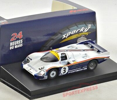 NEW 1/64 Spark Y116 Porsche 956, WINNER 24HRS LEMANS 1983, #3