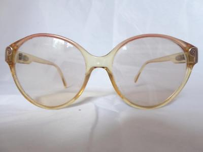 377474b45a1 Ladies Vintage Christian Dior Optyl 2220 54-16 Frames 4 Prescription  Glasses 3D