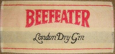 Beefeater Gin Cotton Bar Towel 485mm x 250mm (pp)