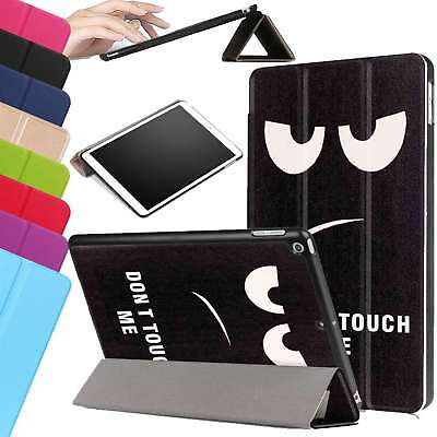 New Smart Magnetic Leather Stand Slim Case Cover For Apple iPad 9.7 2017, 2018