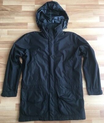 BARBOUR waterproof And Breathable Jacket Size M. Black