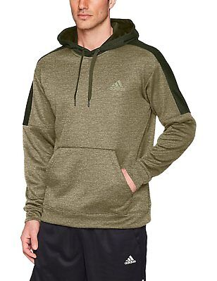 innovative design 6fa13 93718 adidas Men s Team Issue Fleece Pullover Hoodie