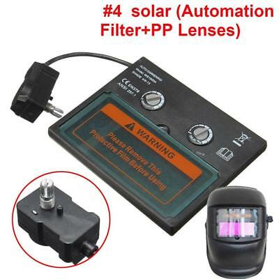 Auto Solar Darkening Welding Helmet Lens Mask Goggles Automation Filter NEW