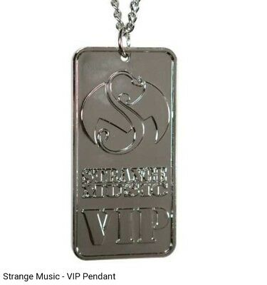 New official stainless steel strange music vip charm pendant icp new official stainless steel strange music vip charm pendant icp tech n9ne aloadofball Gallery