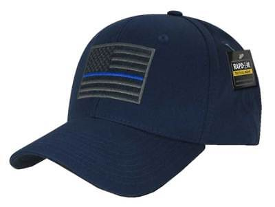 Rapid Dominance Embroid Thin Line USA Flag Baseball Cap Hat Color Choice T76 66dc2895aa76