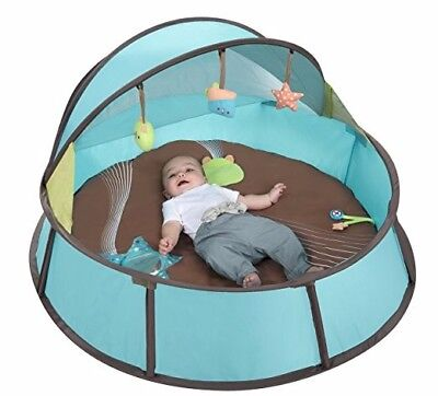 Babymoov Babyni - 3-in-1 Playpen, Activity Gym & Napper with Pop-Up System, 6 To