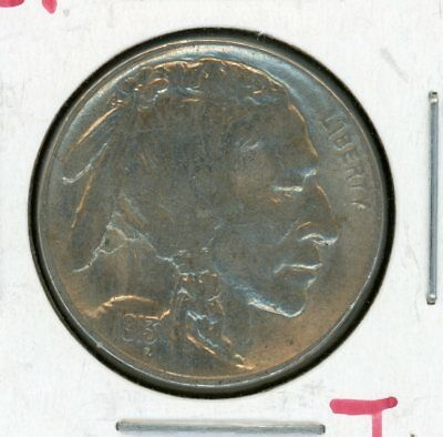1913-P Buffalo Nickel - Type 2 - Philadelphia Mint - CB114