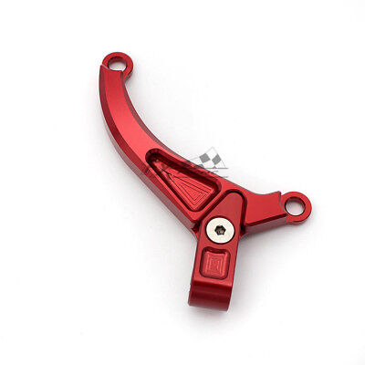 Motorcycle Red Cutch Cable Bracket Guide Holder For Benelli TNT125 135 2017-2018