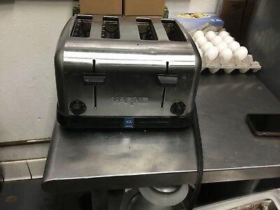 Waring Commercial Four Slice Toaster, GB-WCT708