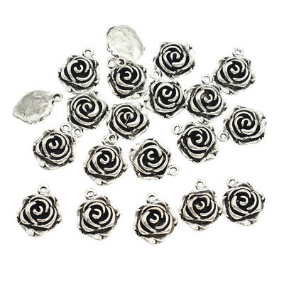Wholesale 20pcslot Mixed 25mm Polymer Fimo Clay Lotus Flower Loose