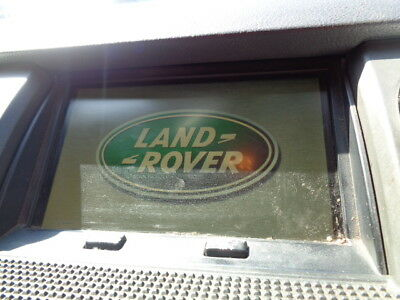 Land Rover Discovery 3 Tdv6 Complete Sat Nav Head Unit