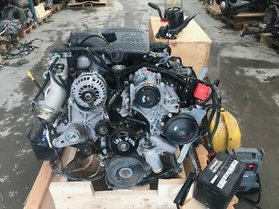 06 07 Chevrolet Gmc Duramax Lbz 6.6 Engine Allison Transmission Swap H1 Patrol