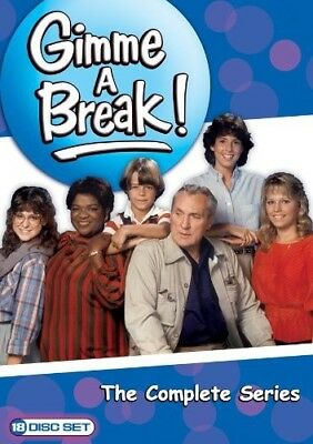 Gimme A Break -Complete Series (18Pc) (Import) New Dvd