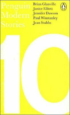 Penguin Modern Stories, 10: No. 10 Paperback Book The Cheap Fast Free Post