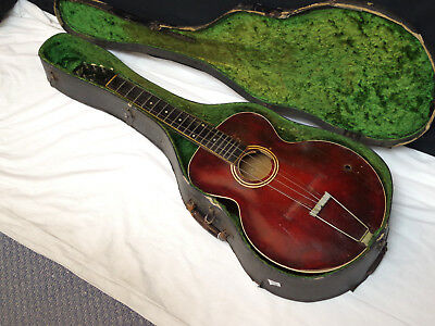 cb098a647f GIBSON The Gibson acoustic GUITAR w/ Case - VINTAGE - Mr. Stiles - AS