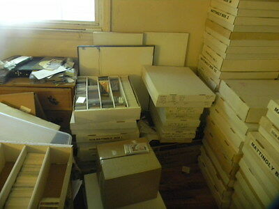 Huge Lot 400+ Baseball Cards In Unopened Packs, Cellos, Rack Packs + 50 Stars!