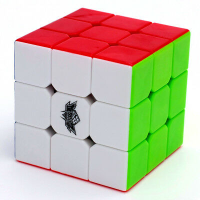 Magic Cube 3x3x3 Ultra-smooth Professional Speed Puzzle Twist Toys Cyclone Boys