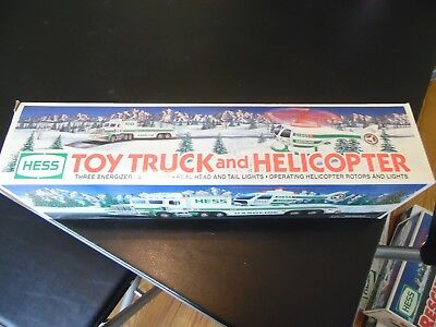 2010 Edition HESS Toy Truck and Jet NEW