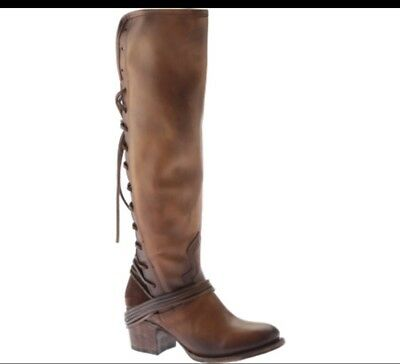 Freebird by Steven  Coal boot wine Boho NEW MSRP $350 RARE Boots Clothing, Shoes & Accessories