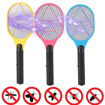 Bug Zapper Electric Fly Flies Mosquito Swatter Instant Insect Pest Killer Racket