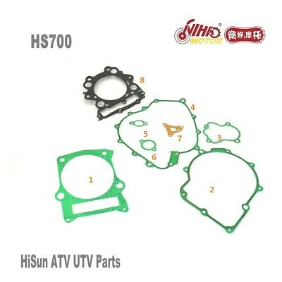76 HISUN ATV UTV Parts Four-wheel drive conversion motor HS500 HS700 HS800