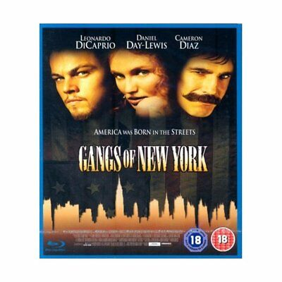Blu-ray - Gangs Of New York - ENTERTAINMENT IN VIDEO - DiCaprio Leonardo, Carney