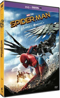 DVD - Spider Man - Homecoming - Sony Pictures He - Michael Keaton, Robert Downey