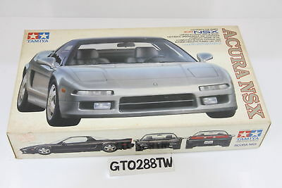 Tamiya 1/24 scale Acura NSX 1991 American Type model kit(Honda/LHD) #24101