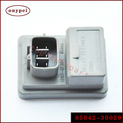 85942-30020 Headlamp Cleaner Control Relay Fits Toyota Lexus GS350 GS460 IS F