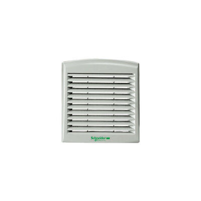 Schneider Electric NSYCAG92LPF Outlet Filter Grille 92x92mm