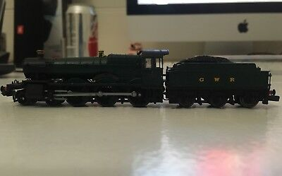 Dapol N Gauge Ixion Manor GWR DCC Fitted Foxcote Manor