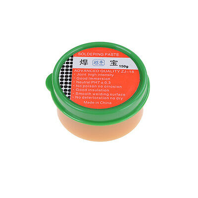 150g Soldering Paste Repair Solder Tin Cream Welding Flux Seal Grease Tool UK ME