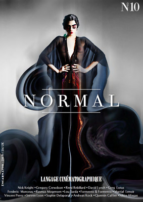 Fashion/design magazine Normal N°10 - gay/lesbian interest