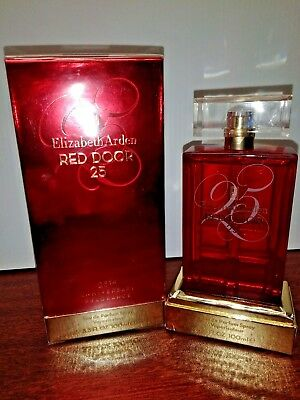 Red Door 25Th Anniversary Edition Edp 3.3 Oz - Rare; New In Sealed Box!