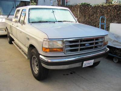 1994 Ford F-350  1994 Ford F350 XLT Crewcab 7.5 V8 Gas AT 2 Wheeldrive Longbed 146K Miles