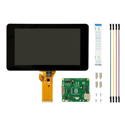 "Raspberry Pi Official 7"" Touch Screen LCD"