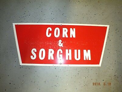 Vintage Pioneer Corn Plot Sign, Great For The Man Cave. Corn & Sorghum