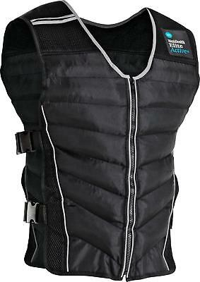 Weighted Vest Weight Running Jacket Loss Gym Fitness Training 30Kg 5Kg Strength