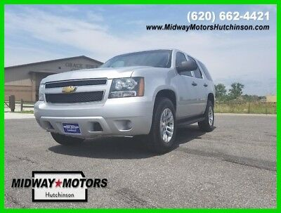 Chevrolet Tahoe Special Services 2013 Special Services Used 5.3L V8 16V Automatic 4WD SUV Premium