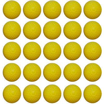 100 GENUINE NERF RIVAL Refill Pack Round Yellow Precision Power Bullet Balls NEW