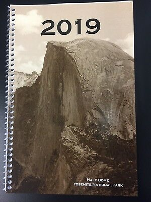 "2019 Monthly Planner 6"" x 9"""
