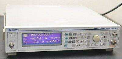 IFR 2023A 9KHz - 1.2GHz RF Signal Generator | Options Fitted None